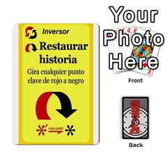 Crononautas 1 By Javier Benítez   Playing Cards 54 Designs   Twqqtesf5yix   Www Artscow Com Front - Diamond10