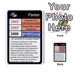 Crononautas 2 By Javier Benítez   Multi Purpose Cards (rectangle)   Buuyhxzn9bns   Www Artscow Com Front 53