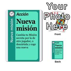 Crononautas 2 By Javier Benítez   Multi Purpose Cards (rectangle)   Buuyhxzn9bns   Www Artscow Com Front 37