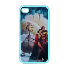 The Ice Schooner Apple iPhone 4 Case (Color) by ILPADRINO810