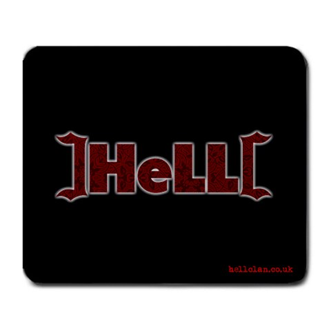 Hellpad By Nomy   Large Mousepad   Th2cp1t6vkqz   Www Artscow Com Front