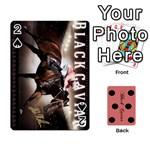 black caviar - Playing Cards 54 Designs