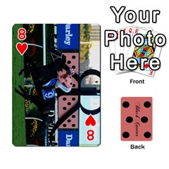 Black Caviar By Banger Harvey   Playing Cards 54 Designs   Hehizzgmko9e   Www Artscow Com Front - Heart8