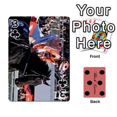 Black Caviar By Banger Harvey   Playing Cards 54 Designs   Hehizzgmko9e   Www Artscow Com Front - Club3