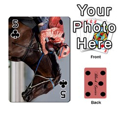 Black Caviar By Banger Harvey   Playing Cards 54 Designs   Hehizzgmko9e   Www Artscow Com Front - Club5