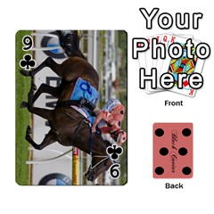 Black Caviar By Banger Harvey   Playing Cards 54 Designs   Hehizzgmko9e   Www Artscow Com Front - Club9