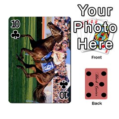 Black Caviar By Banger Harvey   Playing Cards 54 Designs   Hehizzgmko9e   Www Artscow Com Front - Club10