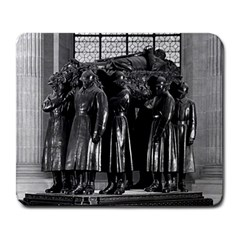 Vintage France Paris  Invalides Marshal Foch Tomb 1970 Large Mouse Pad (rectangle) by Vintagephotos