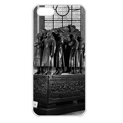 Vintage France Paris  Invalides Marshal Foch Tomb 1970 Apple Iphone 5 Seamless Case (white) by Vintagephotos