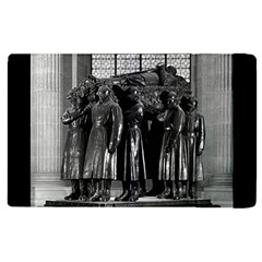Vintage France Paris  Invalides Marshal Foch Tomb 1970 Apple Ipad 3/4 Flip Case by Vintagephotos