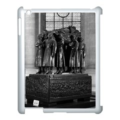 Vintage France Paris  Invalides Marshal Foch Tomb 1970 Apple Ipad 3/4 Case (white) by Vintagephotos