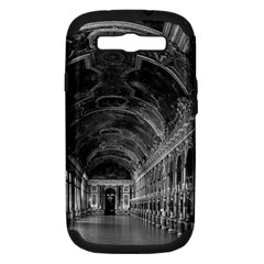 Vintage France palace of versailles mirrors galery 1970 Samsung Galaxy S III Hardshell Case (PC+Silicone) by Vintagephotos
