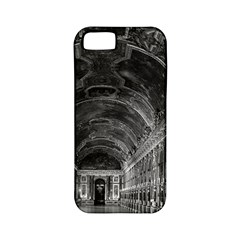 Vintage France palace of versailles mirrors galery 1970 Apple iPhone 5 Classic Hardshell Case (PC+Silicone)