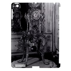 Vintage France Palace Of Versailles Astronomical Clock Apple Ipad 3/4 Hardshell Case (compatible With Smart Cover) by Vintagephotos