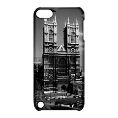 Vintage Uk England London Westminster Abbey 1970 Apple Ipod Touch 5 Hardshell Case With Stand by Vintagephotos