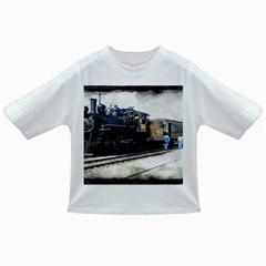The Steam Train Baby T Shirt