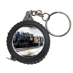 The Steam Train Measuring Tape by AkaBArt