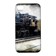 The Steam Train Apple Iphone 4/4s Hardshell Case With Stand by AkaBArt