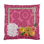 Gift for mom - cushion case (2 sides) - Cushion Case (Two Sides)
