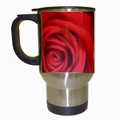 Flowers Travel Mug (White) by ILPADRINO810