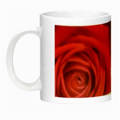 Flowers Night Luminous Mug by ILPADRINO810