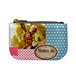mothers day - Mini Coin Purse