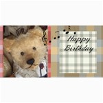 10 cards antique teddy bears  - some with texts... - 4  x 8  Photo Cards