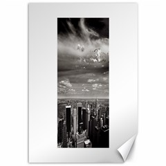 New York 12  X 18  Unframed Canvas Print by artposters