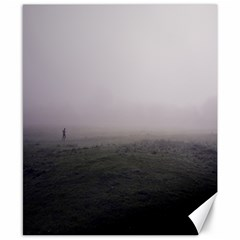 Foggy Morning, Oxford 8  X 10  Unframed Canvas Print by artposters
