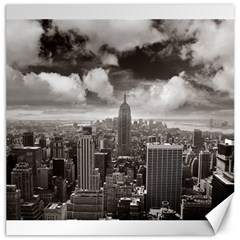 New York, Usa 20  X 20  Unframed Canvas Print by artposters