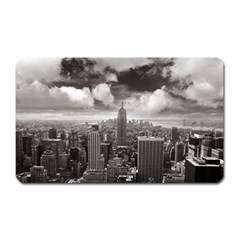 New York, Usa Large Sticker Magnet (rectangle) by artposters
