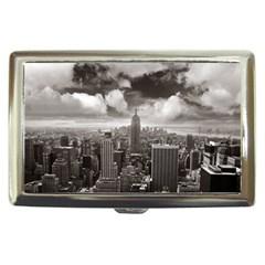 New York, Usa Cigarette Box