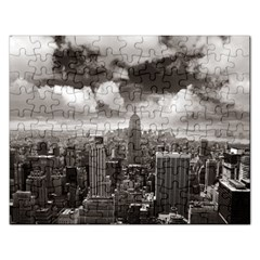 New York, Usa Jigsaw Puzzle (rectangle)