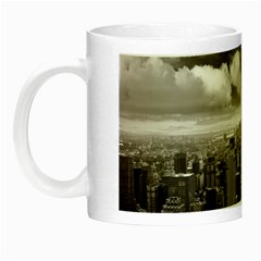 New York, Usa Glow In The Dark Mug