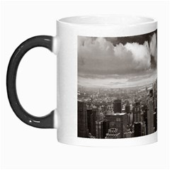New York, Usa Morph Mug by artposters