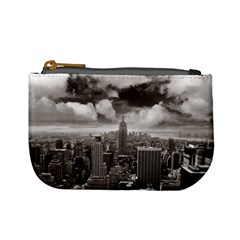 New York, USA Coin Change Purse by artposters