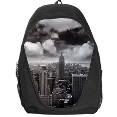 New York, Usa Backpack Bag by artposters