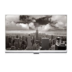 New York, Usa Business Card Holder by artposters