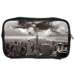 New York, Usa Single Sided Personal Care Bag
