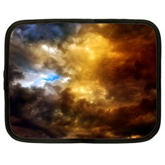 Cloudscape 12  Netbook Case by artposters