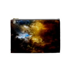 Cloudscape Medium Makeup Purse by artposters