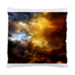 Cloudscape Twin Sided Cushion Case by artposters