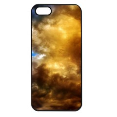 Cloudscape Apple Iphone 5 Seamless Case (black) by artposters