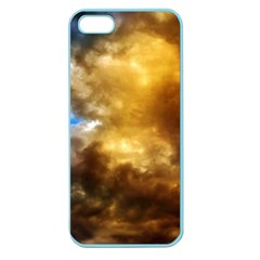 Cloudscape Apple Seamless Iphone 5 Case (color) by artposters