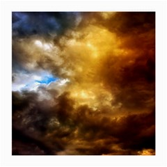 Cloudscape Twin-sided Large Glasses Cleaning Cloth by artposters