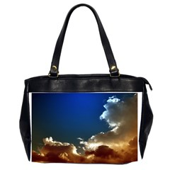 Cloudscape Twin Sided Oversized Handbag by artposters