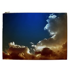 Cloudscape Cosmetic Bag (xxl) by artposters
