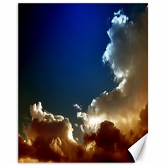 Cloudscape 11  X 14  Unframed Canvas Print