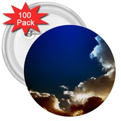 Cloudscape 100 Pack Large Button (round) by artposters