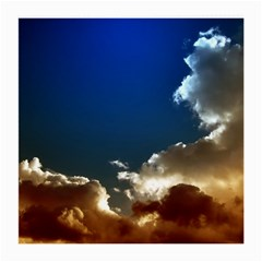 Cloudscape Single-sided Large Glasses Cleaning Cloth by artposters